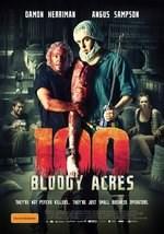 دانلود زیرنویس فارسی 100 Bloody Acres                          2012