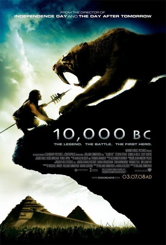 Subscene - Subtitles for 10,000 B C  AKA 10,000 BC