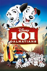 ۱۰۱ Dalmatians (One Hundred and One Dalmatians) (1961)