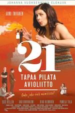 دانلود زیرنویس فارسی 21 Ways to Ruin a Marriage (21 tapaa pilata avioliitto)                          2013