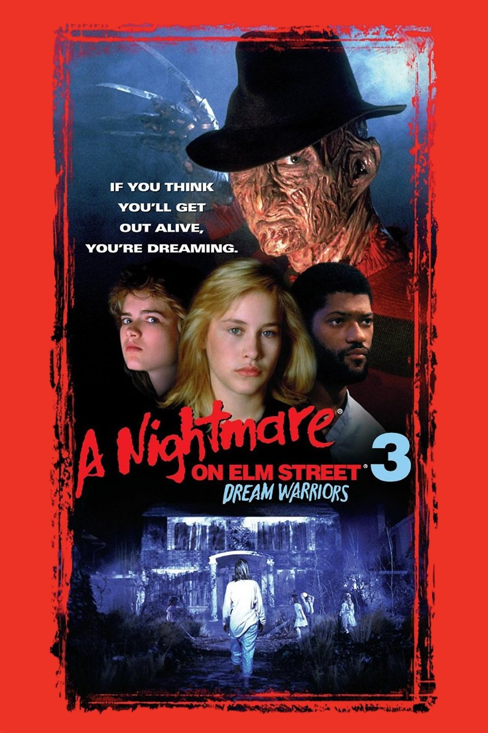 Image result for nightmare on elm street 3