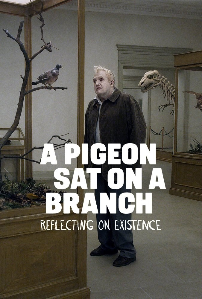 Subscene - A Pigeon Sat on a Branch Reflecting on Existence