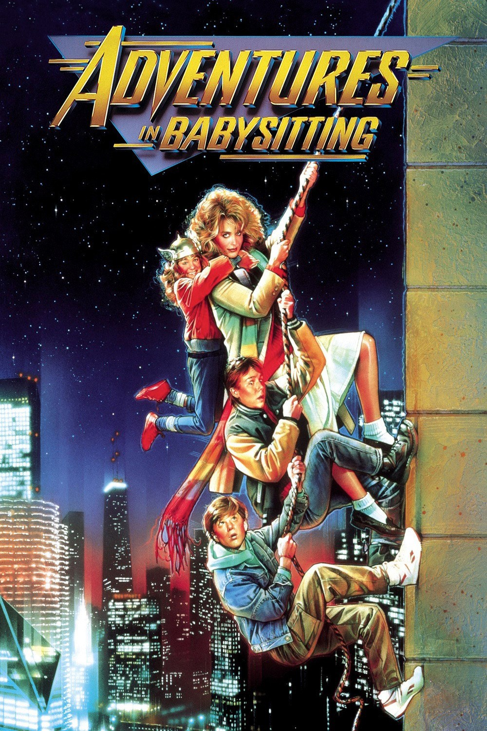 Subscene - Adventures in Babysitting English subtitle