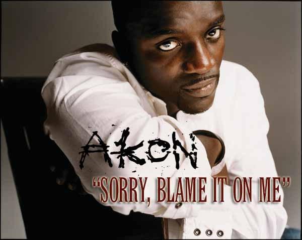 akon sorry blame it on me video free download