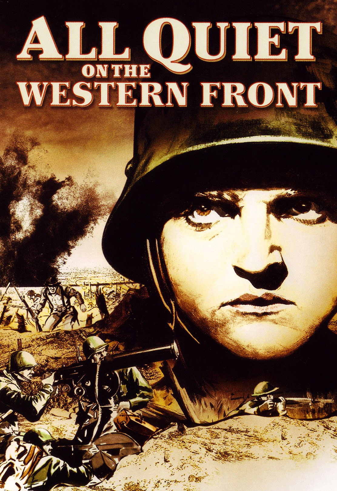 All Quiet on the Western Front - Term Paper Example
