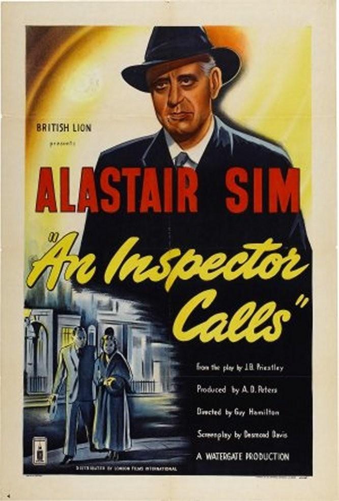 inspector calls essays free