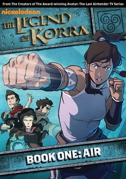 Anime Avatar The Legend Of Korra Book 1 Subtitle Indonesia