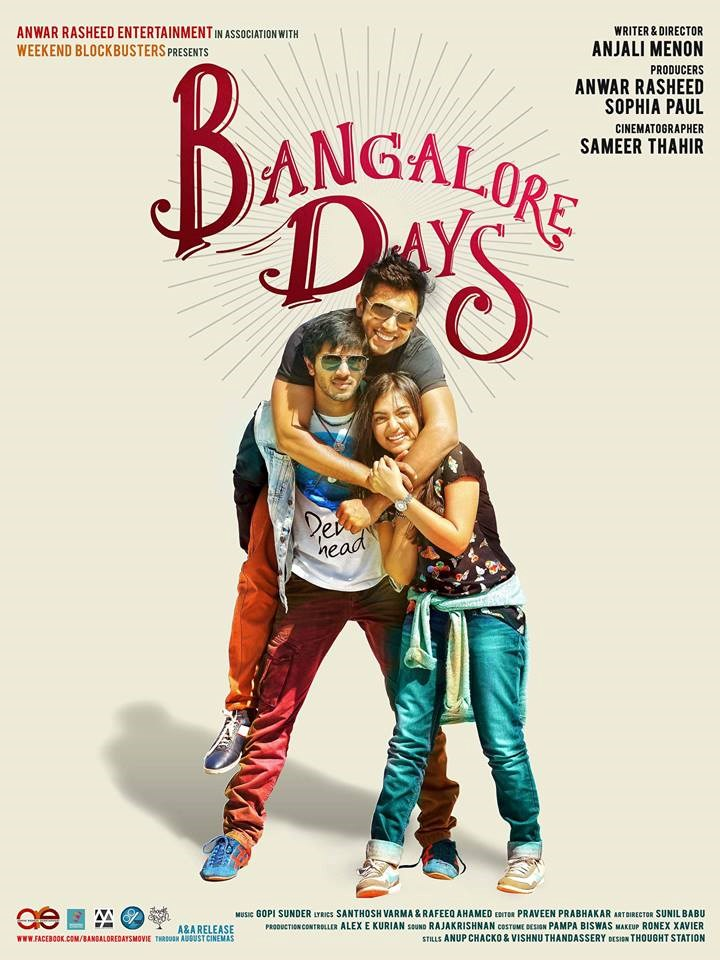 bangalore days movie  720p hd
