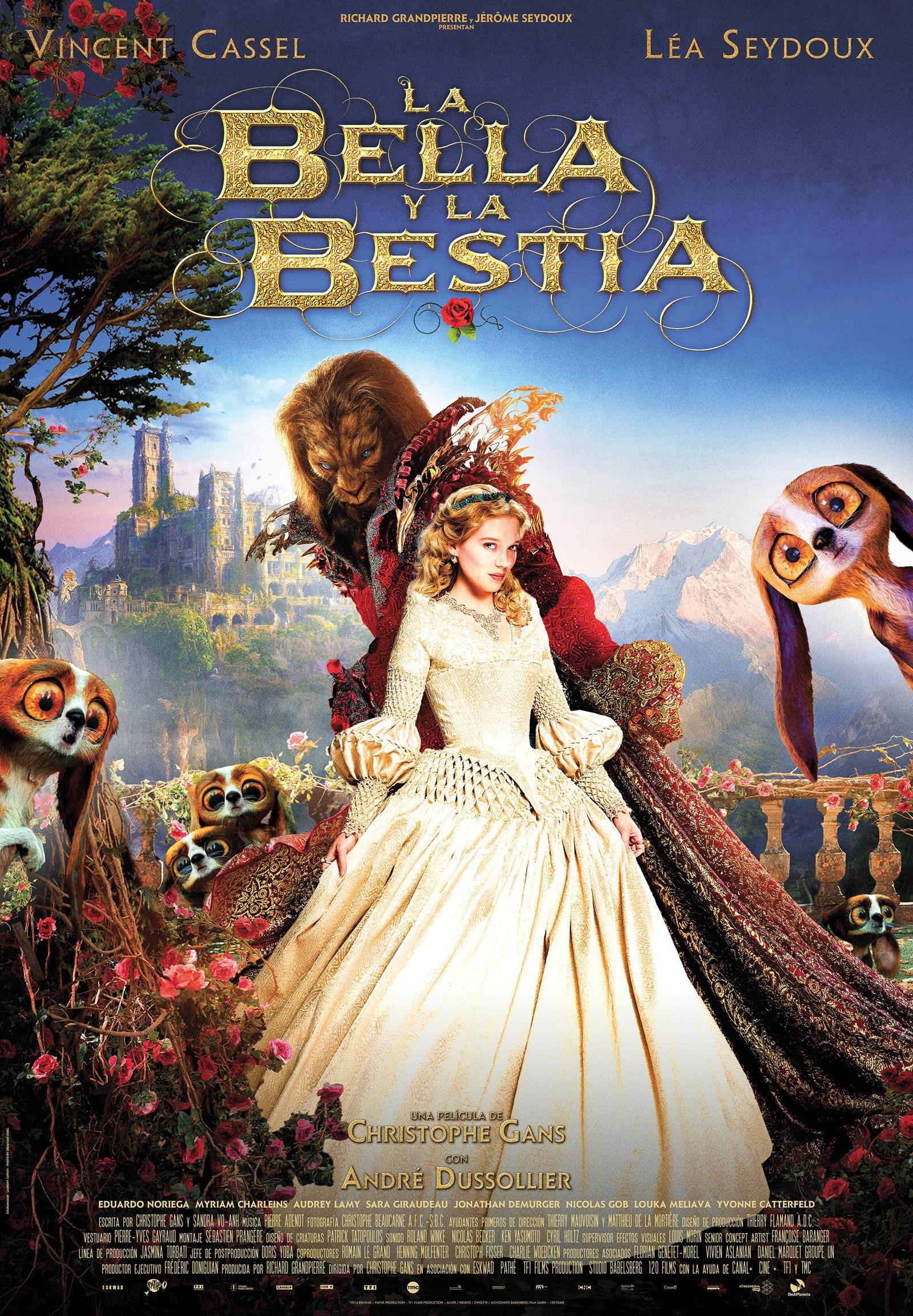 Subscene - Beauty and the Beast (La belle et la bête