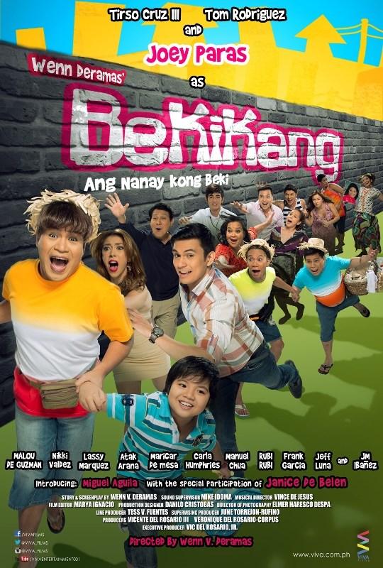 Bekikang: Ang nanay kong beki (2013)