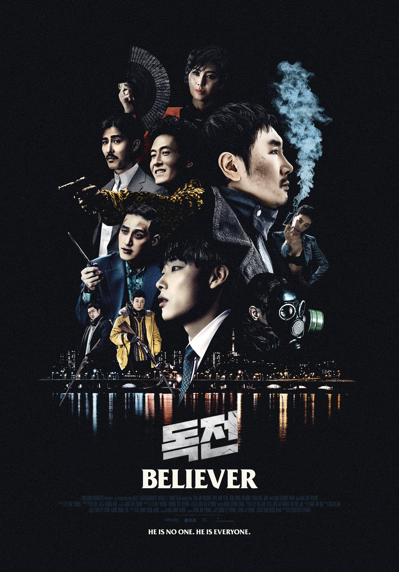 Subscene Subtitles For Believer Dokjeon 독전