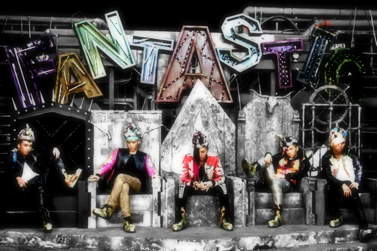 Subscene - Subtitles for Bigbang - Fantastic Baby