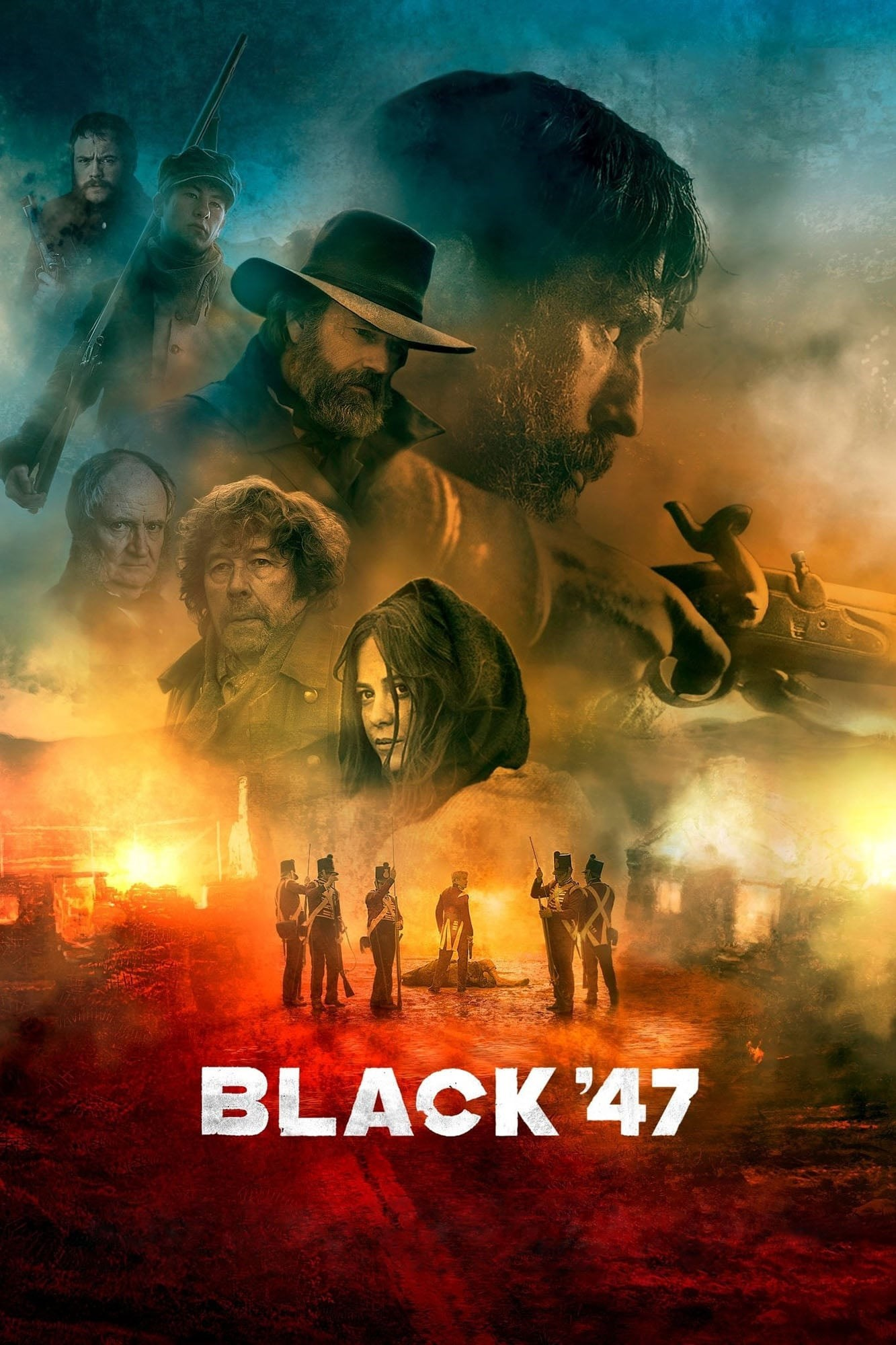 Image result for black 47.2018 hdrip xvid ac3 evo