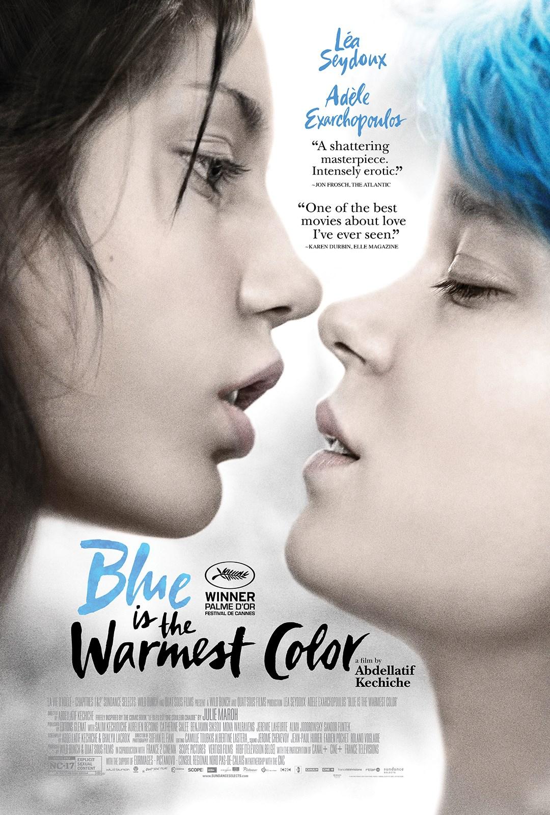 Kết quả hình ảnh cho Blue Is the Warmest Colour