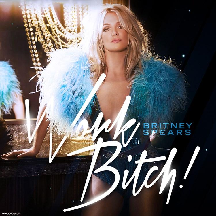 Britney spears work bitch uncensored version 6