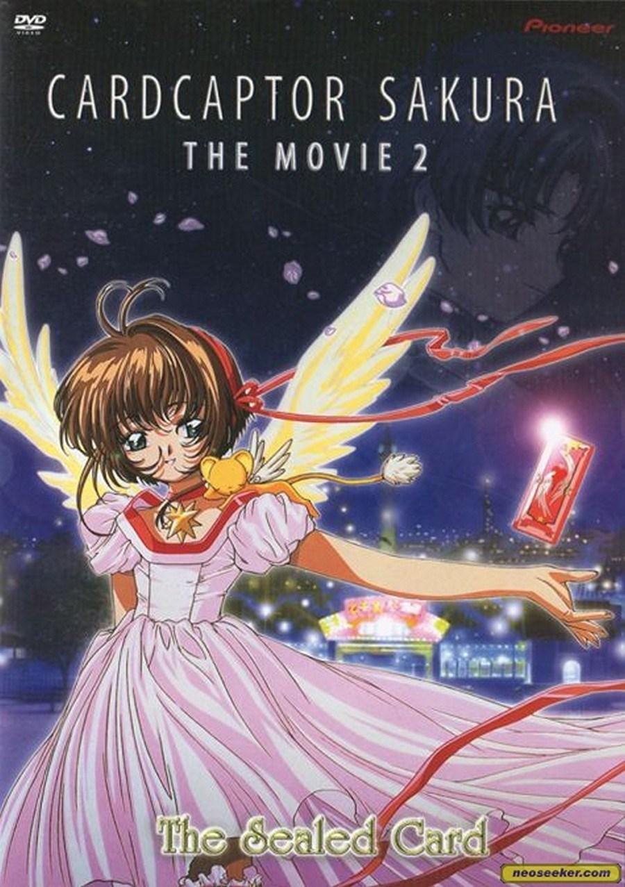 Cardcaptor sakura movie 3
