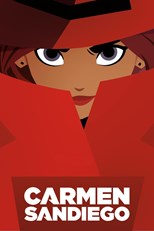 Carmen Sandiego - Second Season