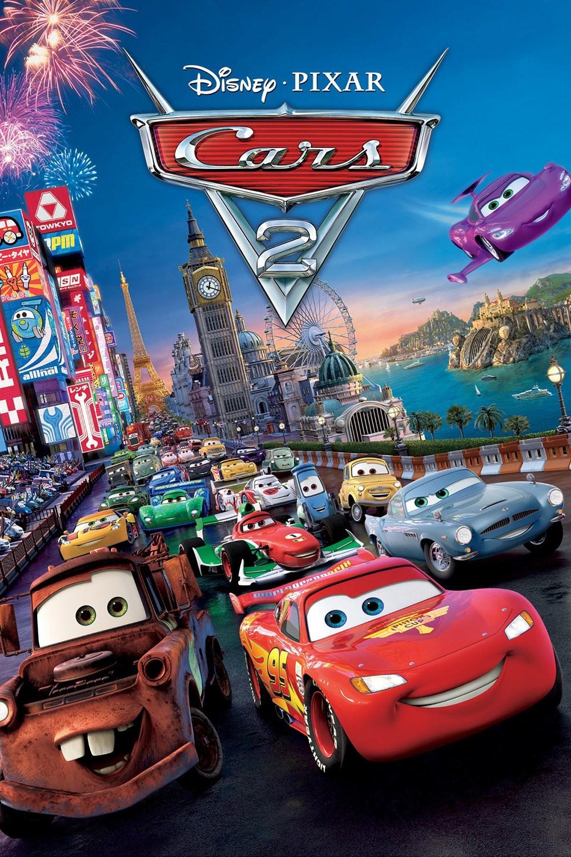 تحميل فيلم الاثارة الكوميدي Cars 2 BluRay مُدبلج للعربيه 2016 بروابط مباشره