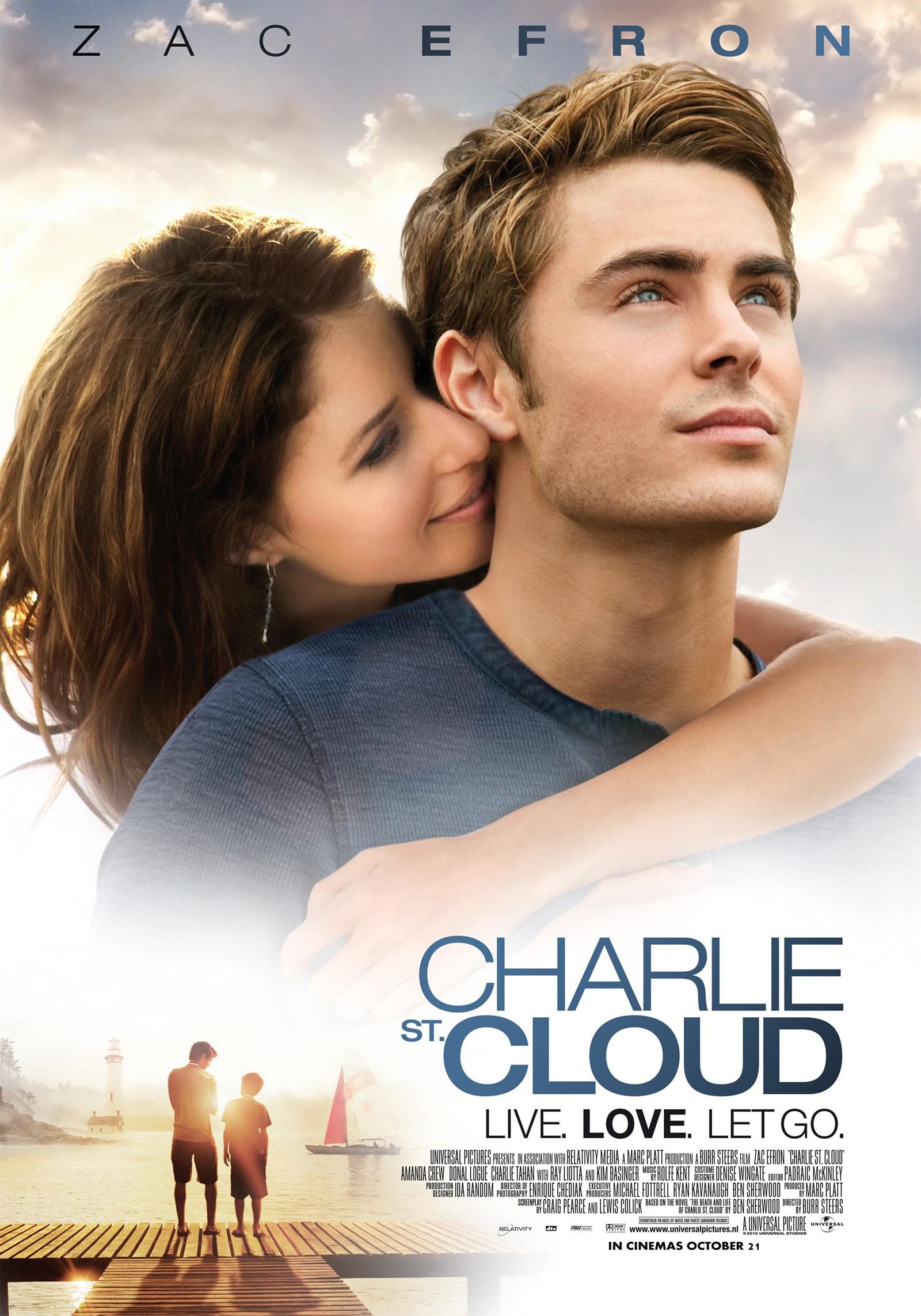 Image result for charlie st cloud movie