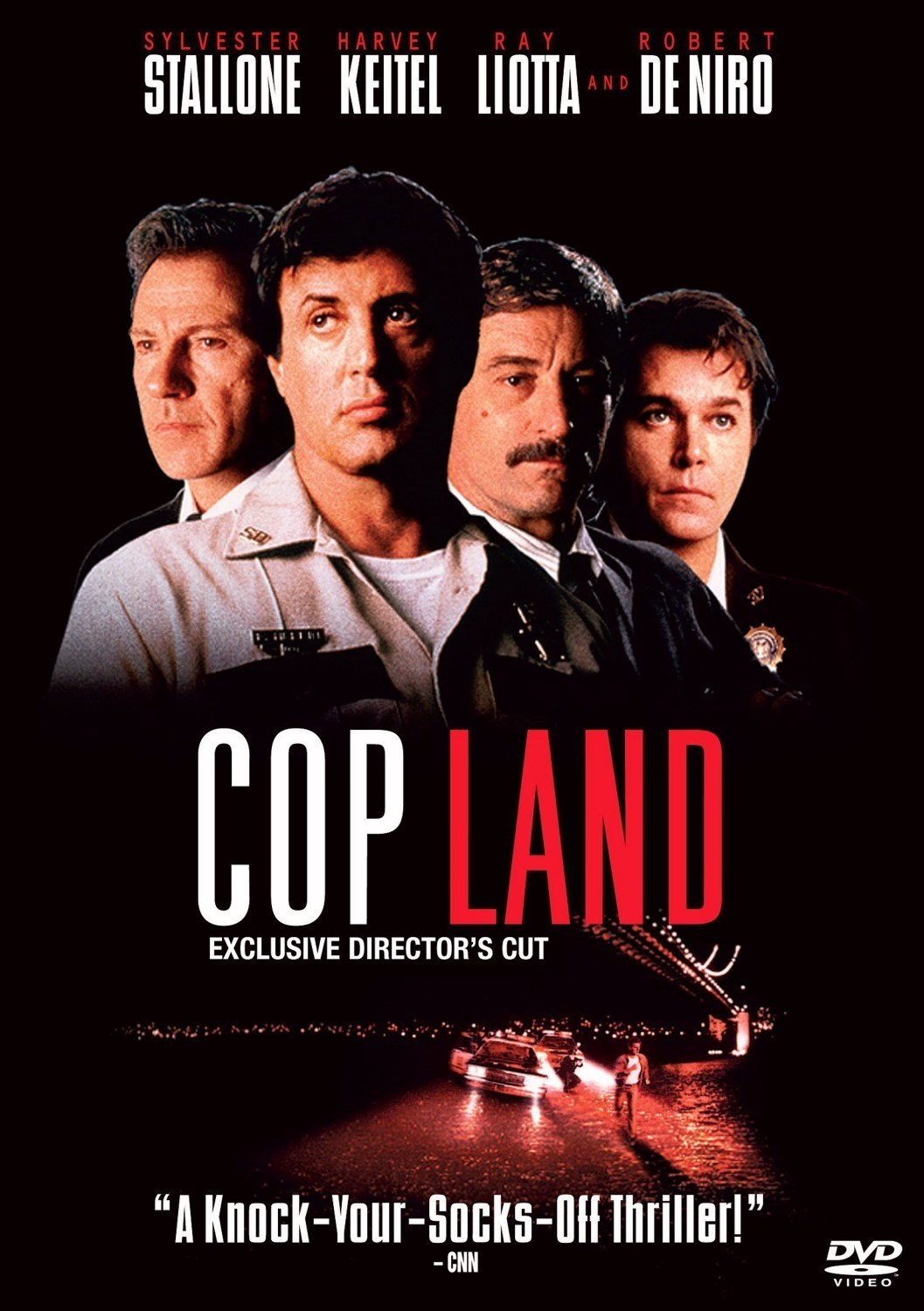 a movie review on cop land directed by james mangold Movie reviews indie movie director james mangold and co-writer scott frank are joining having written and directed cop land back when he was starting out in.