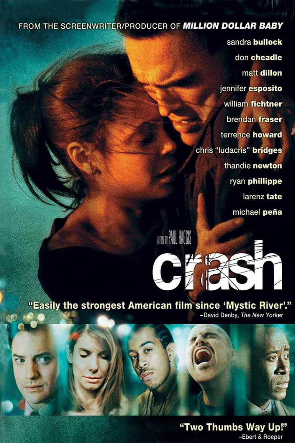 crash 2004 Picture, crash, directed and co-written by paul haggis, screenwriter of mil  aid =/20050505/reviews/50502001 haggis, paul, dir crash 2004 dvd.
