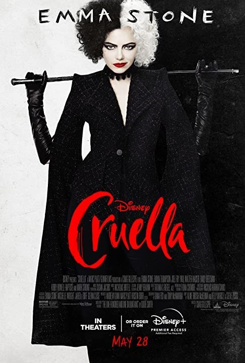 Cruella (2021) WEB-DL 480p, 720p, & 1080p – ESub