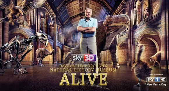 David Attenborough S Natural History Museum Alive Imdb