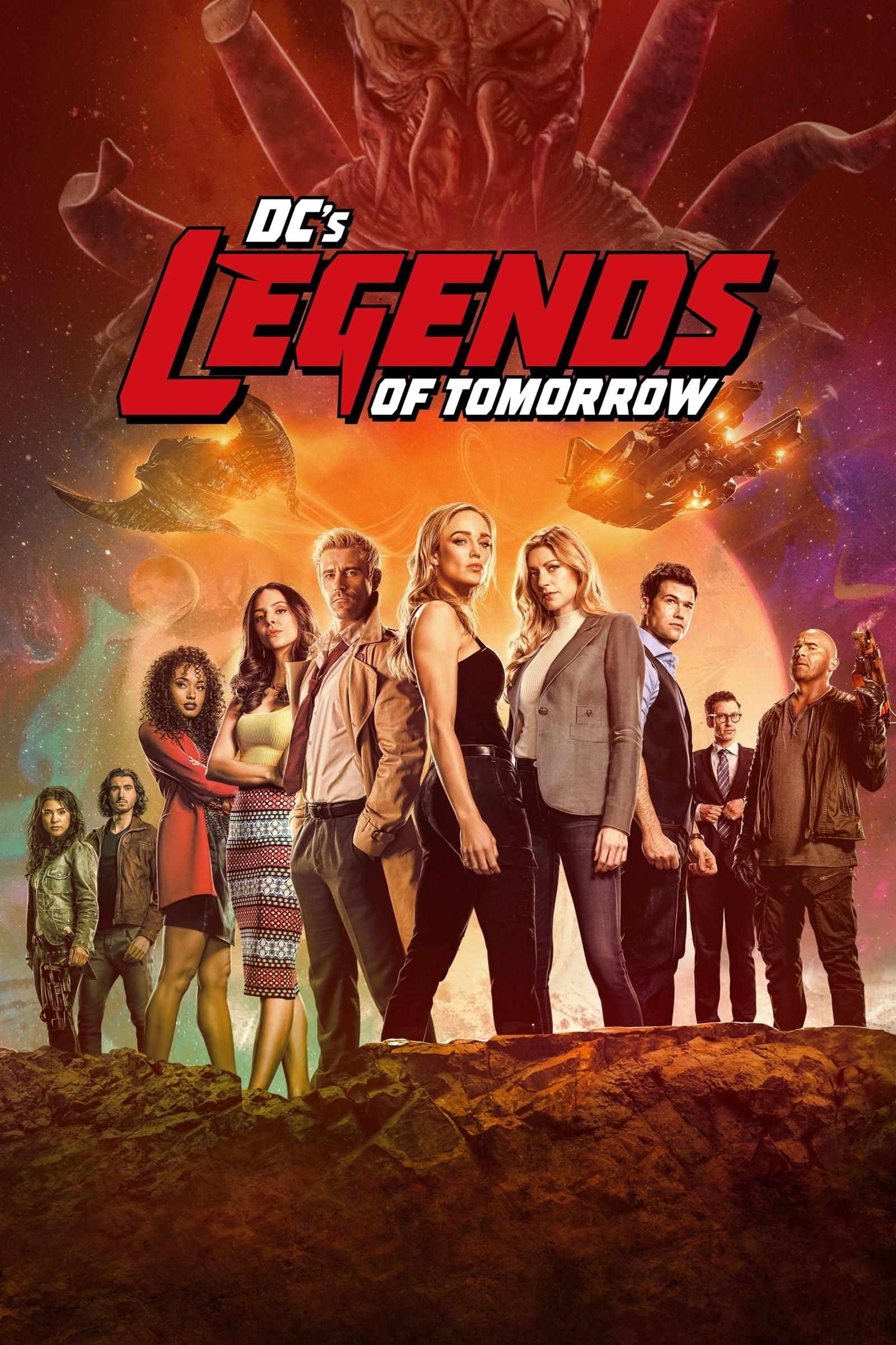 DCs Legends Of Tomorrow Season 6 WEB-HD