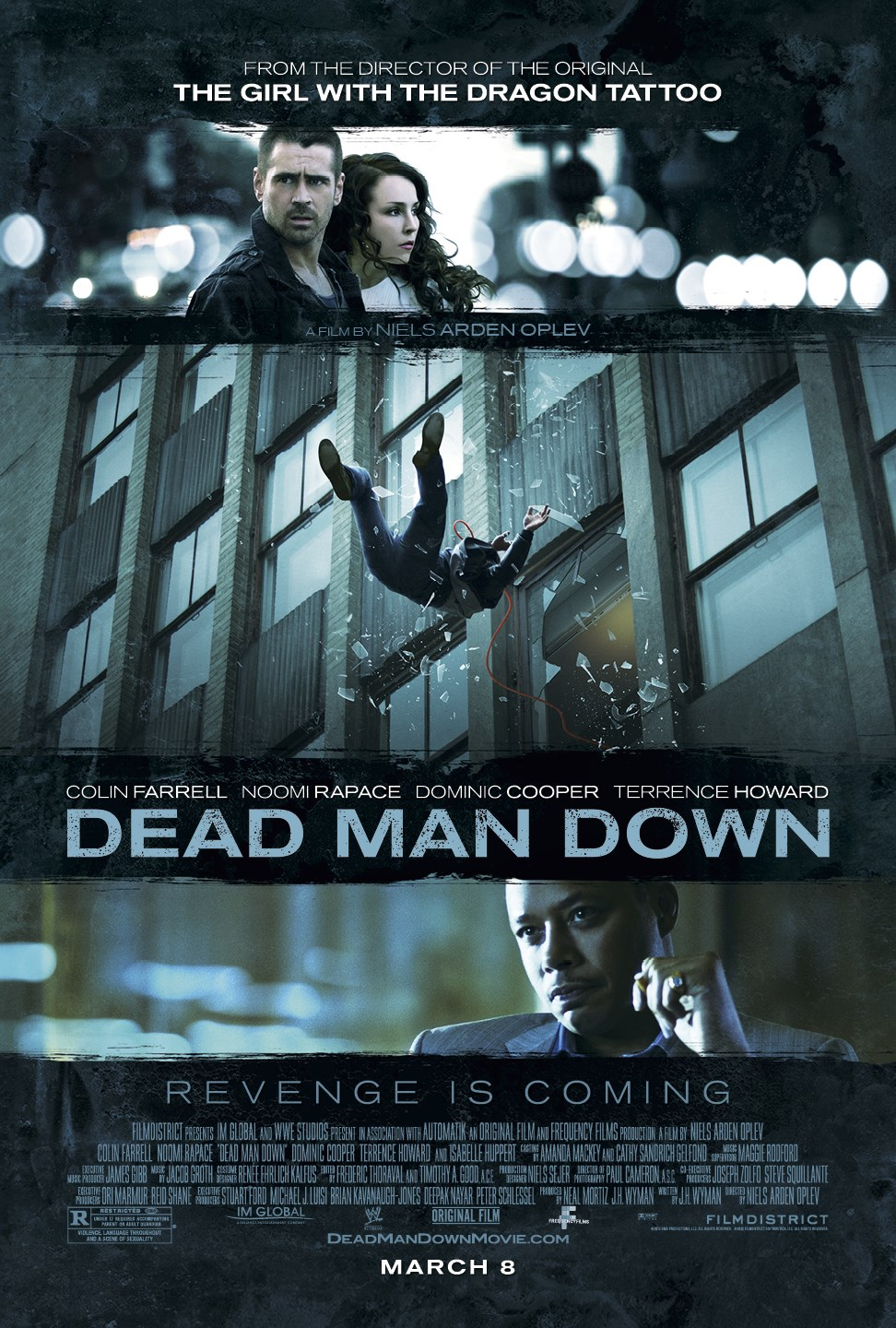 Subscene dead man down english subtitle poster ccuart Gallery