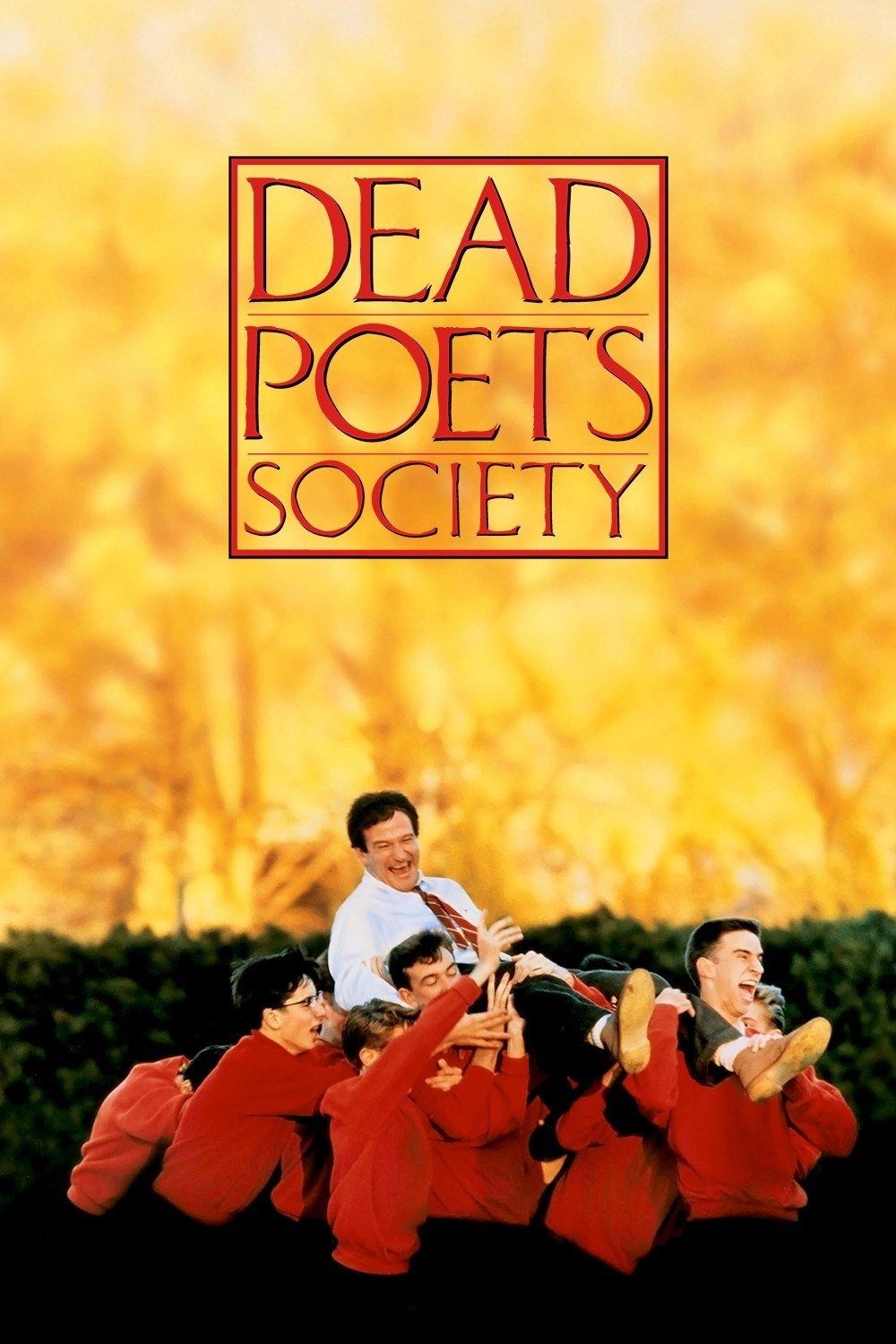 essay on the movie dead poet society Dead poets' society is an inspiring movie, with truly memorable quotes, and great acting john keating is a teacher who believes in more then just.