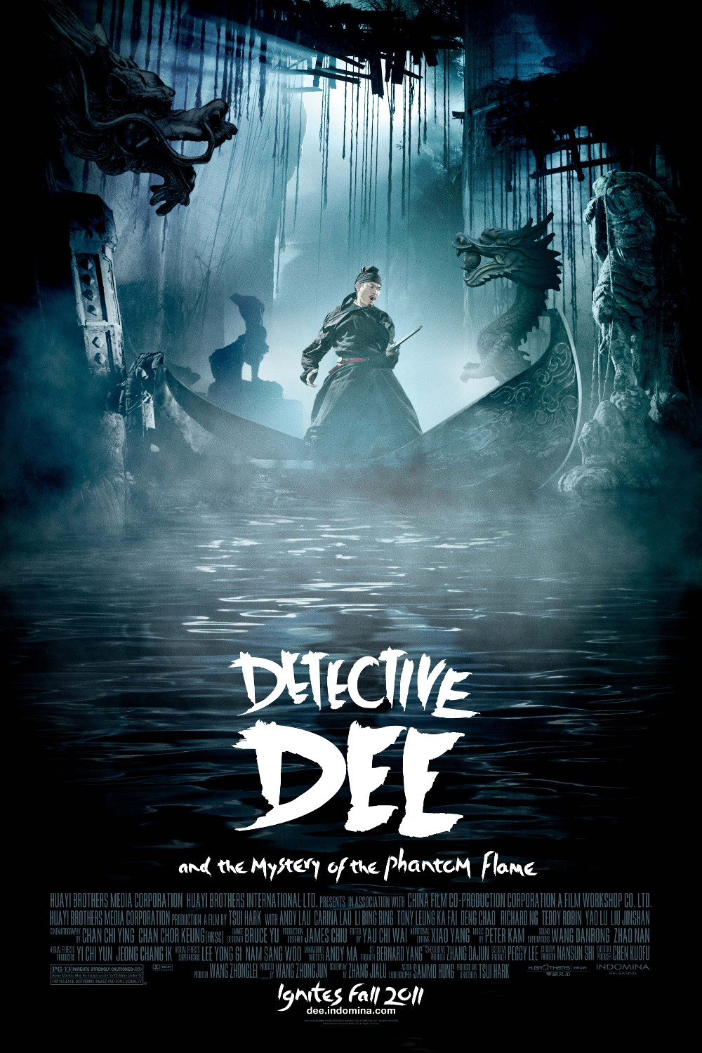 Subscene - Subtitles for Detective Dee and the Mystery of