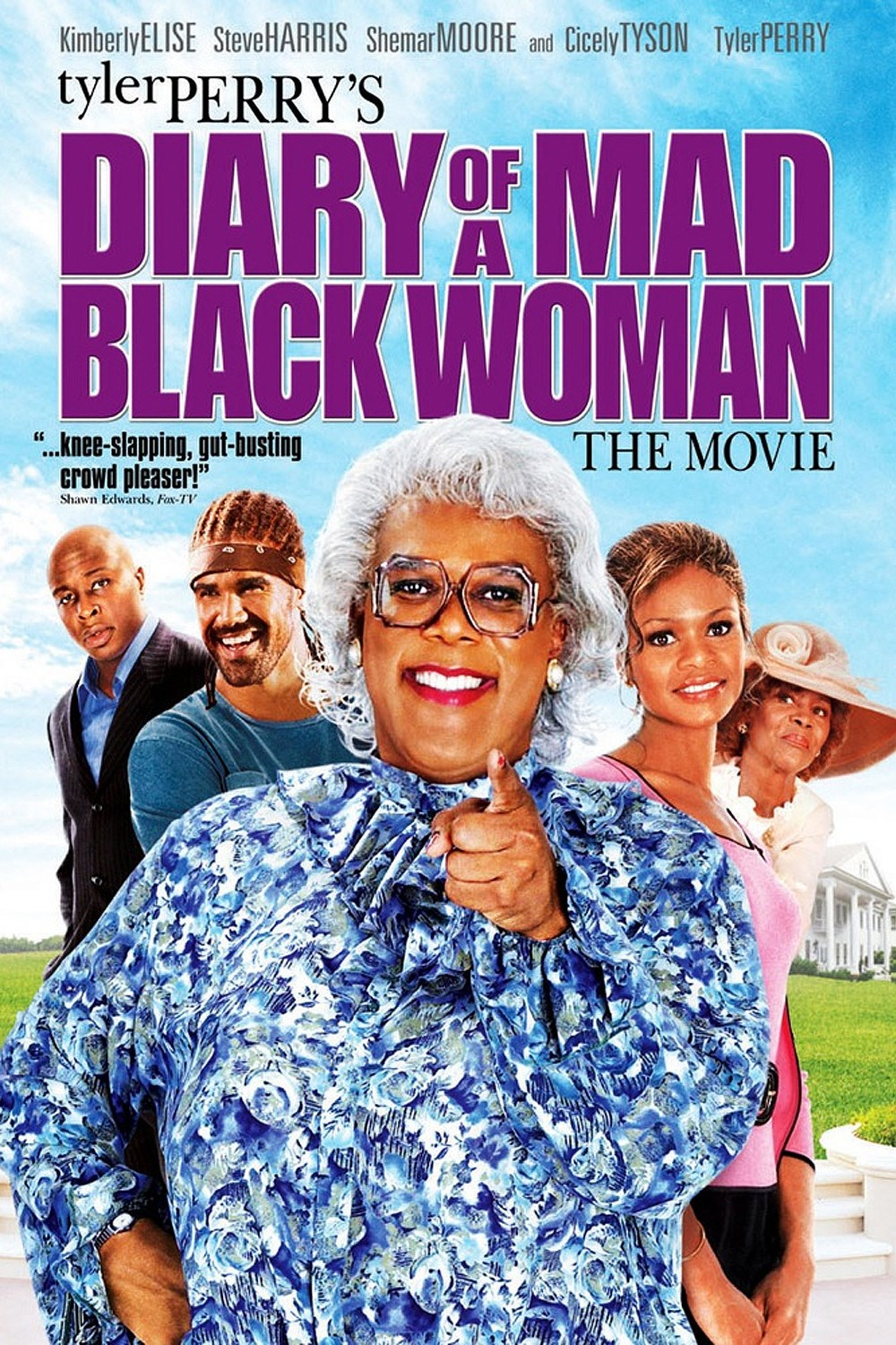 essay diary mad black woman Film review of diary of a mad black woman in five pages this 2005 film is summarized and reviewed in terms of genre that generates confusion.