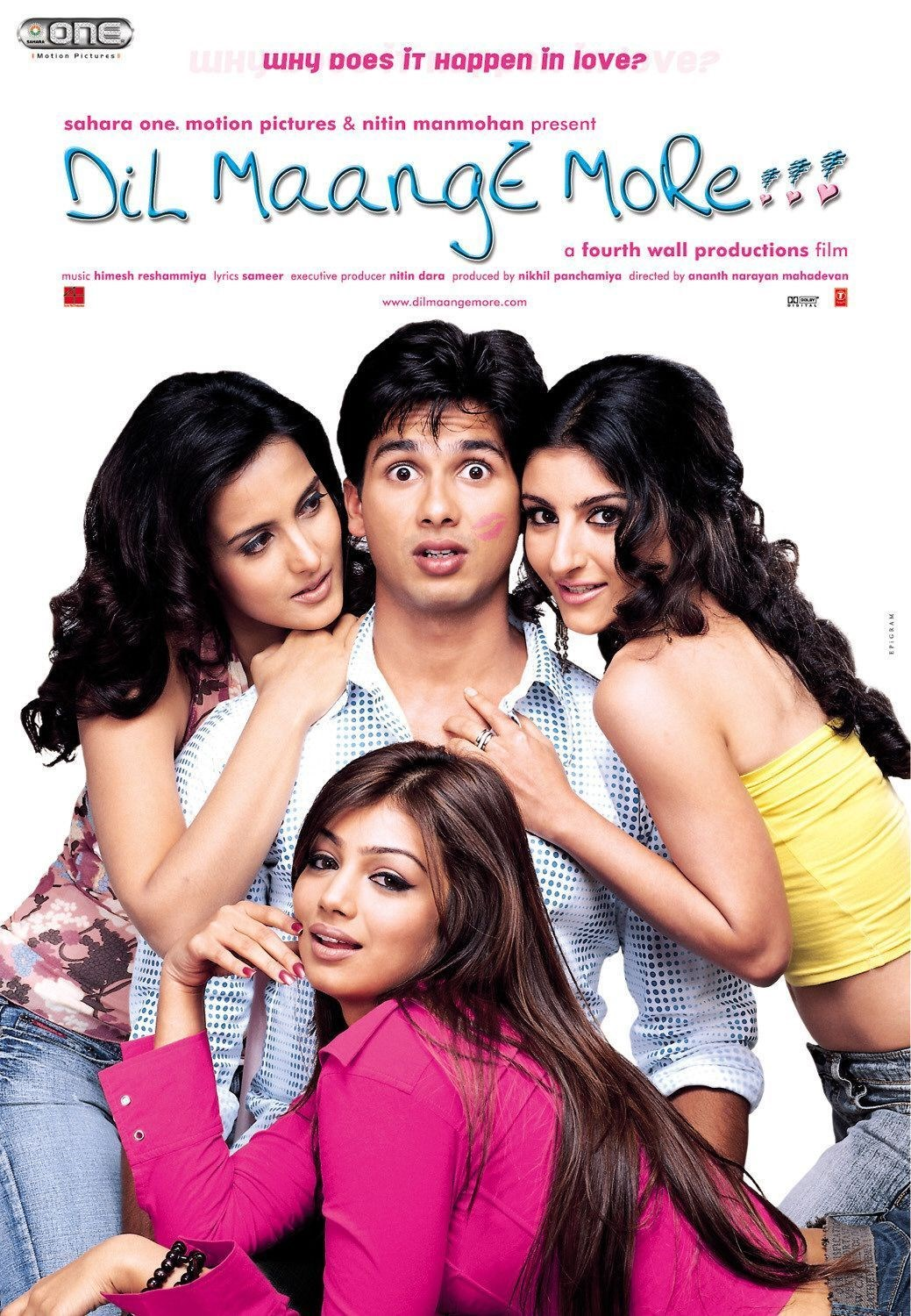 Image result for dil maange more poster