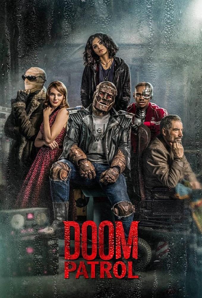 Doom Patrol : Season 1-2 BluRay & WEB-D