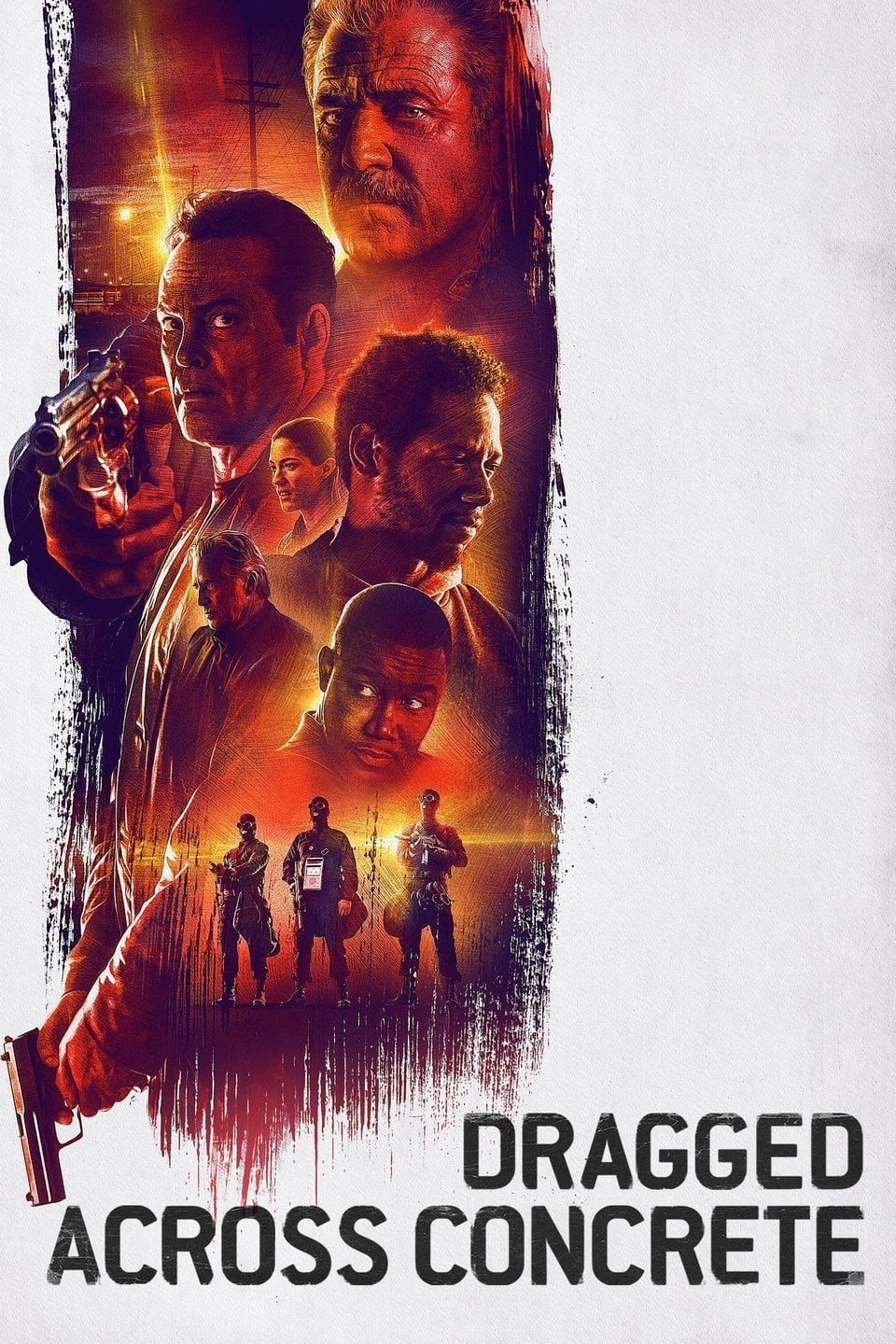 Download Dragged Across Concrete 2019 SweSub 1080p x264-Justiso Torrent