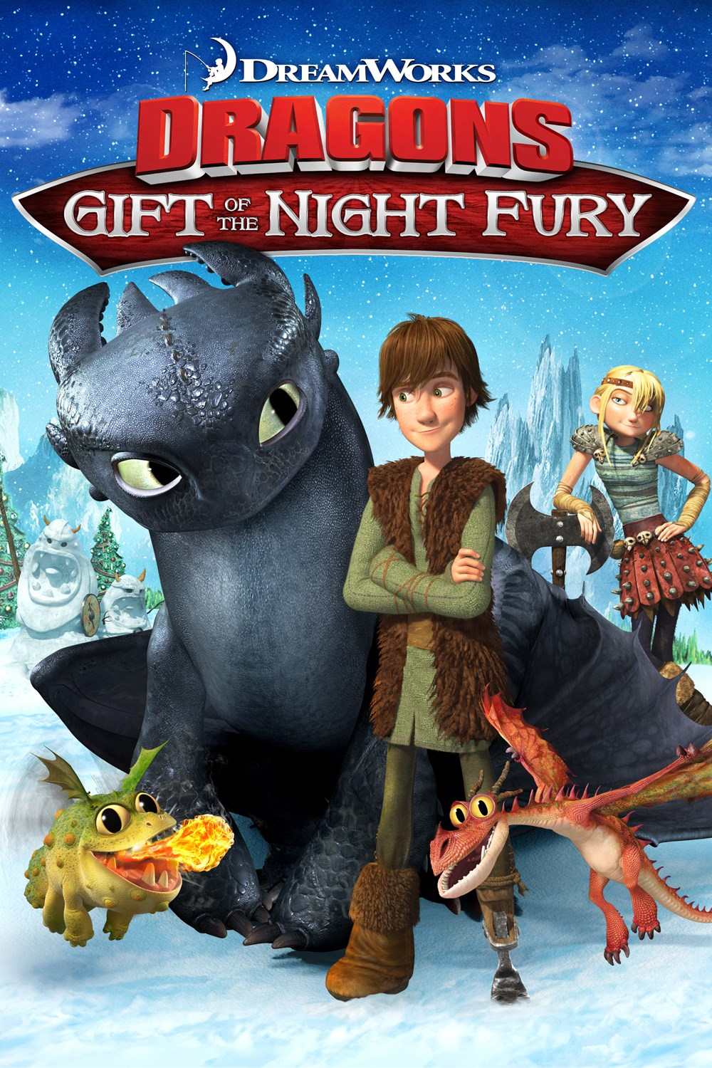 Subscene subtitles for dragons gift of the night fury poster ccuart Choice Image