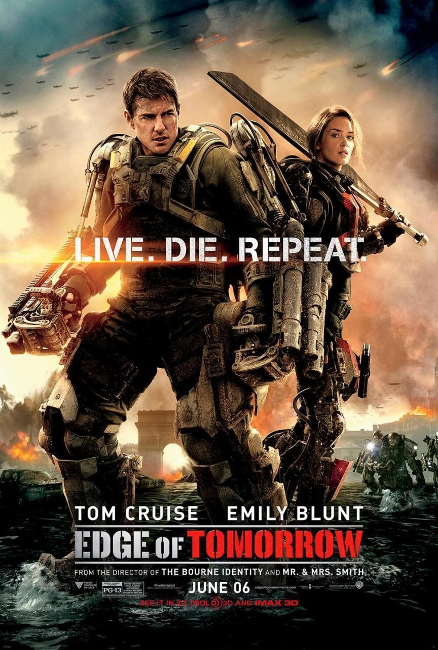 Tomorrow With A Smile Knock Off: Subtitles For Edge Of Tomorrow