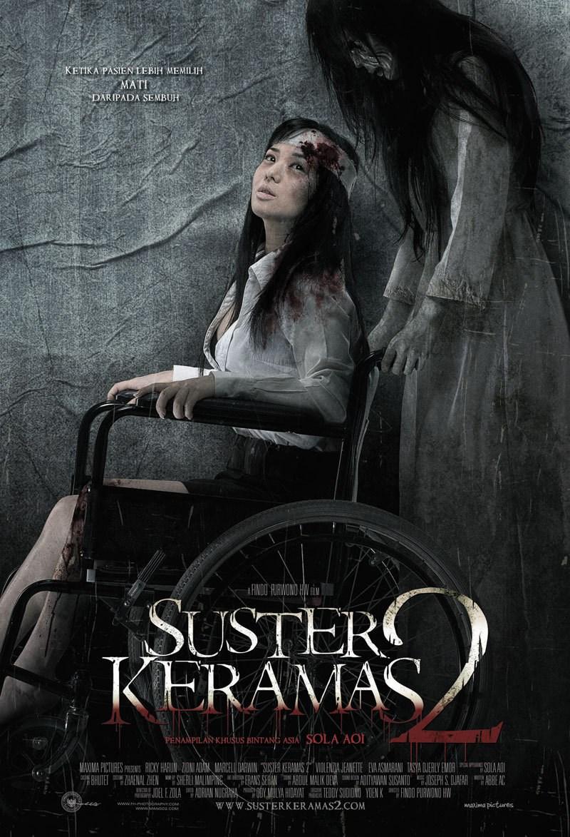 Subscene evil nurse 2 (suster keramas 2) english hearing.