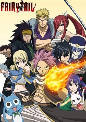 Fairy Tail Series 2