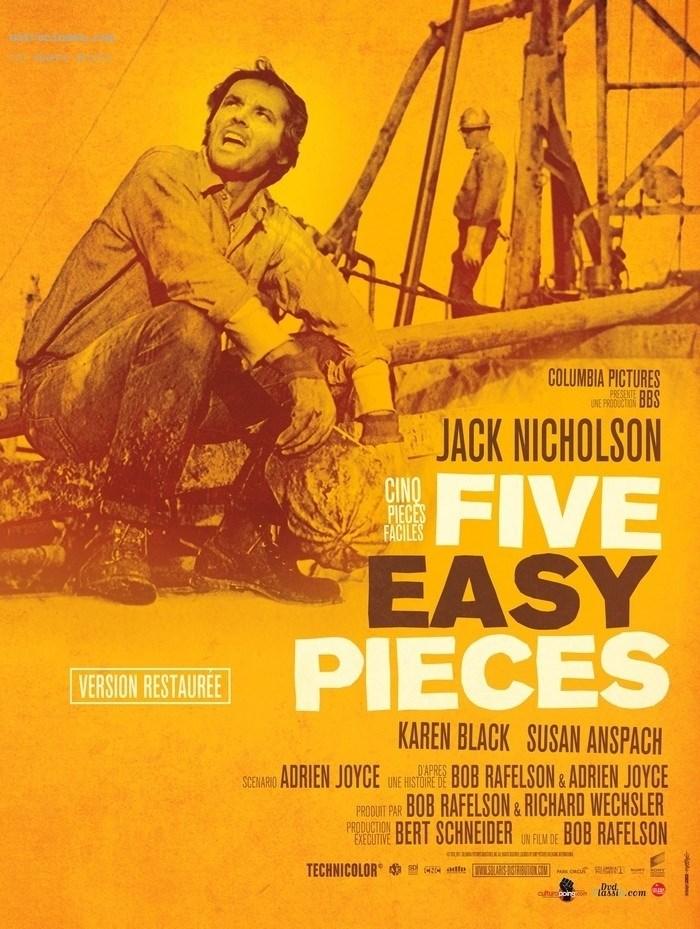 Five Easy Pieces Imdb
