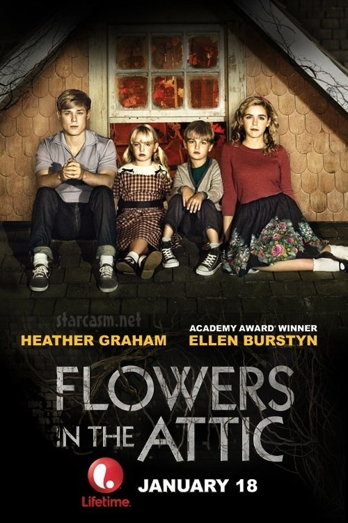 Ellen Burstyn And Heather Graham In Flowers The Attic