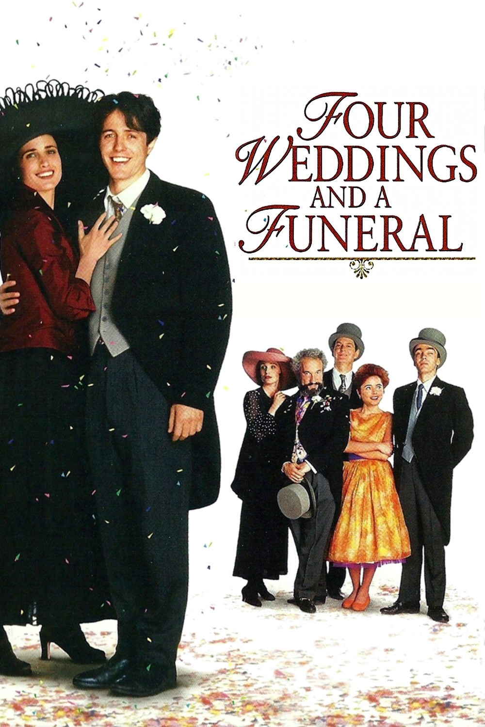Four Weddings And A Funeral Imdb