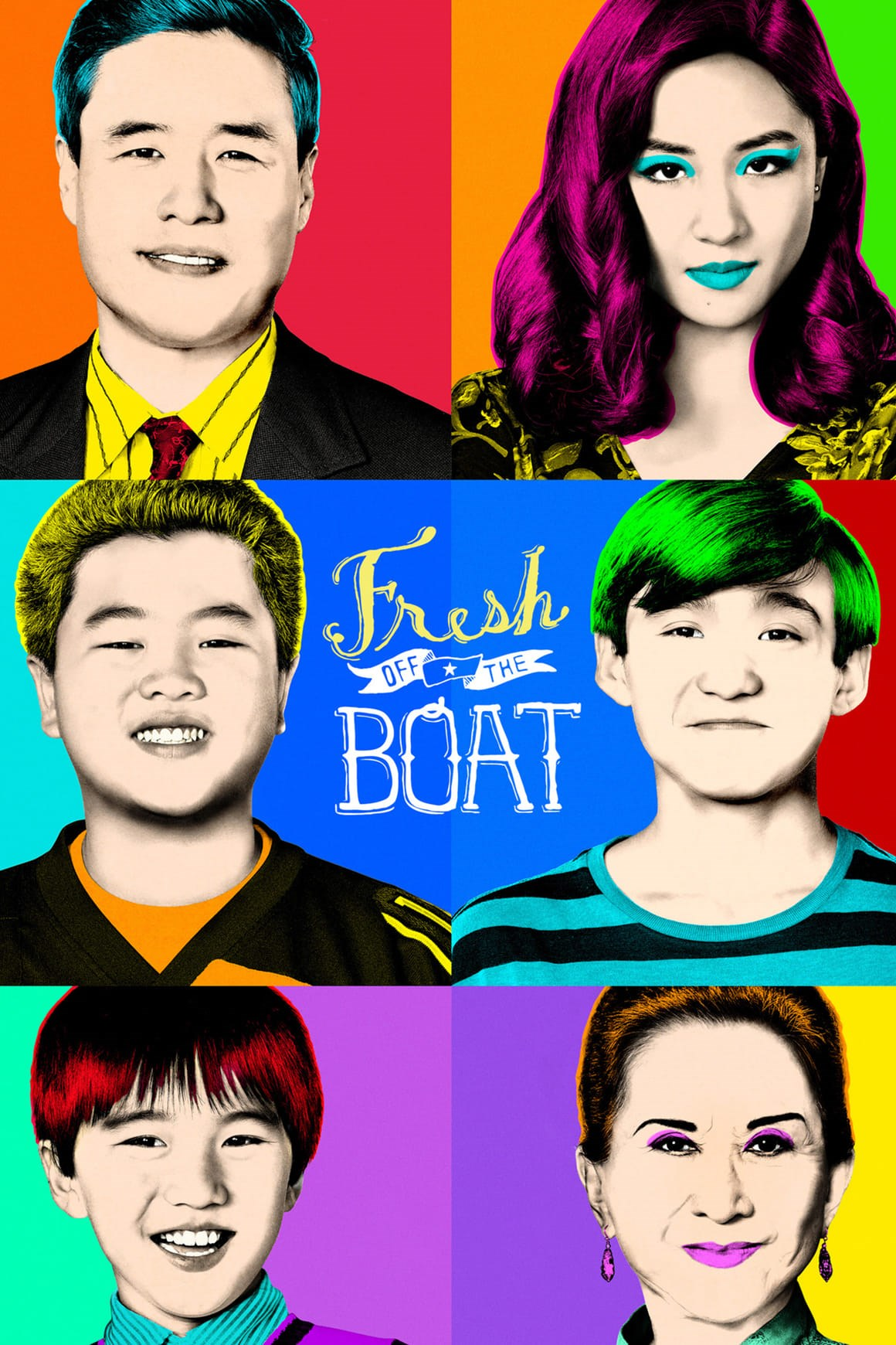 Fresh Off the Boat subtitles