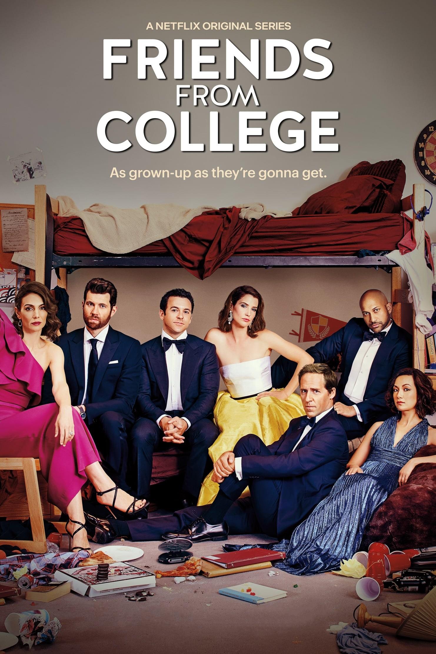 Subscene - Friends From College - Second Season Arabic subtitle