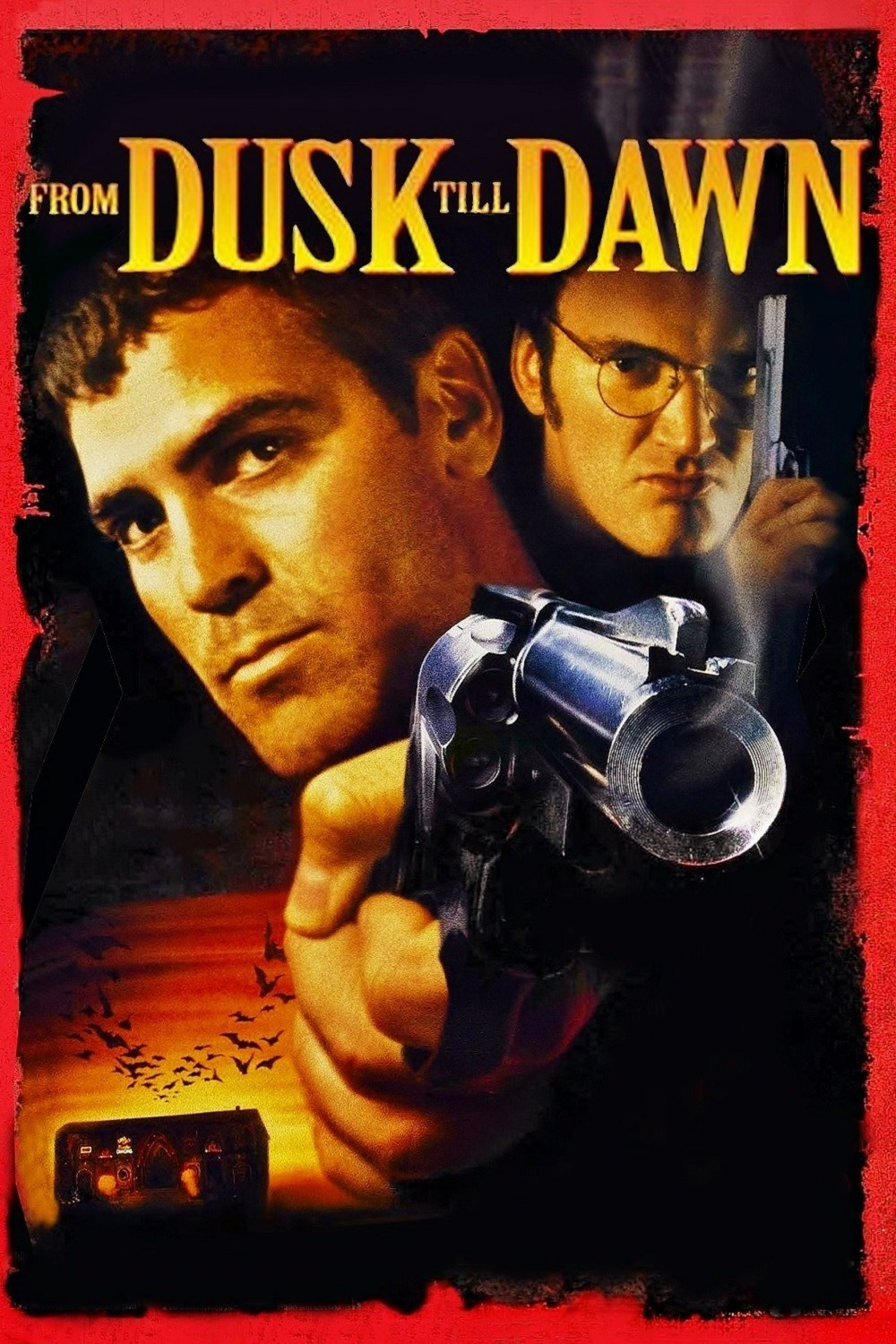 Image result for FROM DUSK TILL DAWN (1996)