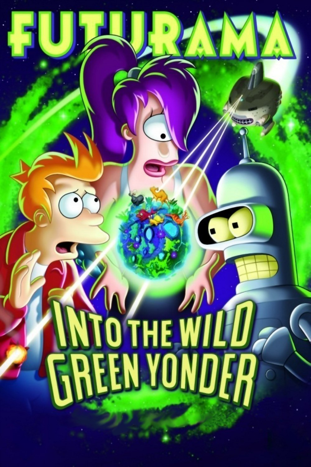Into The Wild Green Yonder