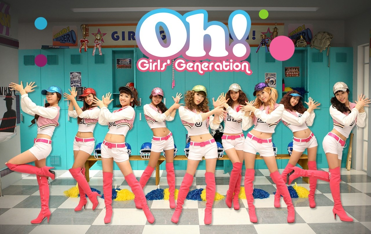 Girls generation genie dance version japanese