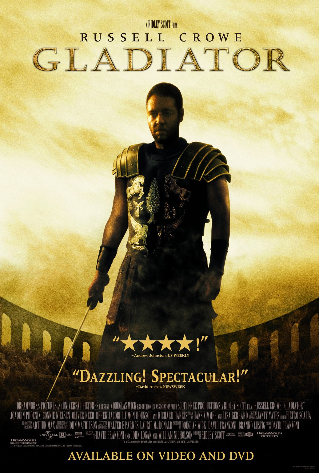 Subscene - Subtitles for Gladiator