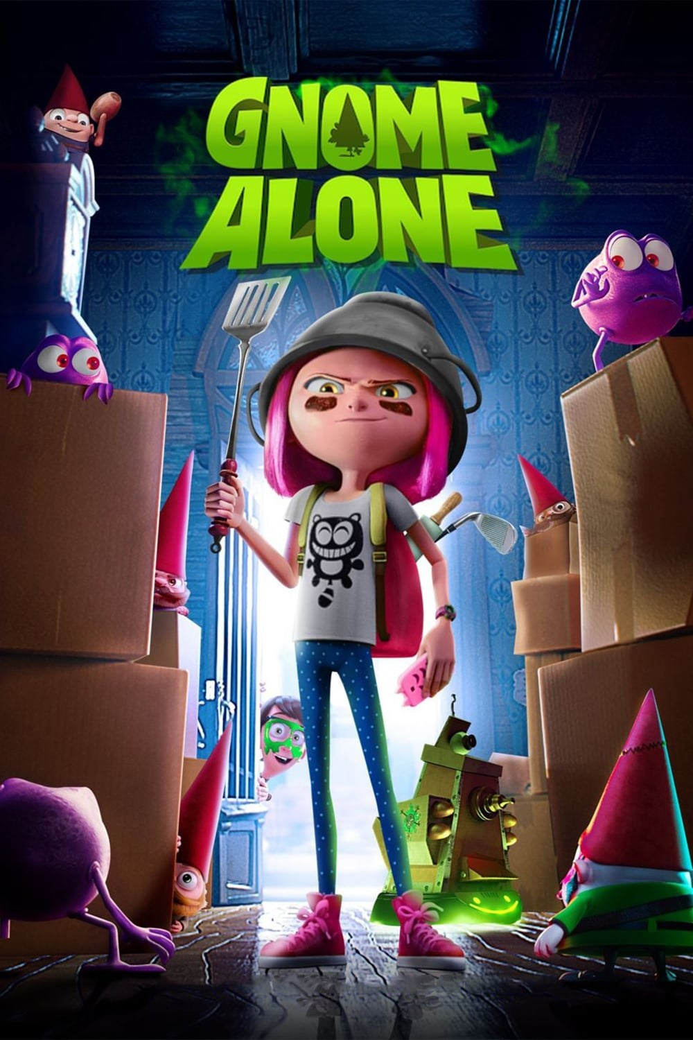 Subscene Gnome Alone Indonesian Subtitle
