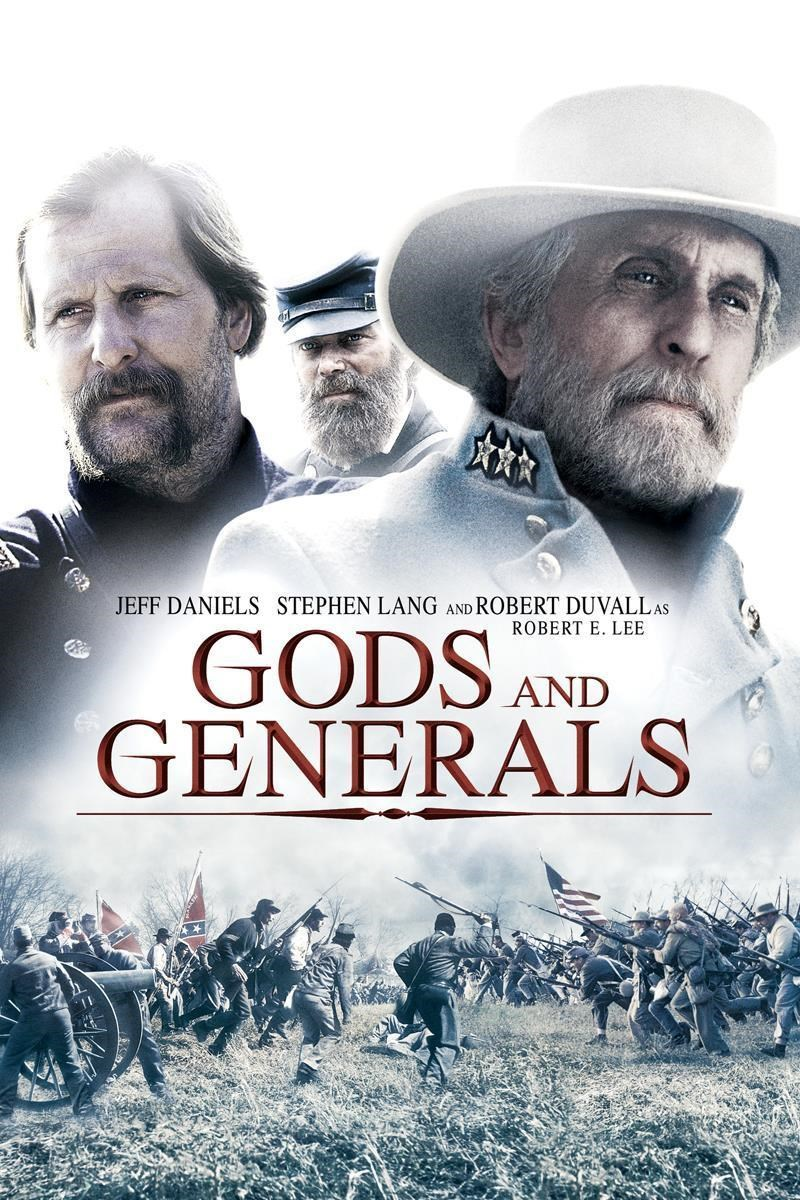 gods and generals Buy gods and generals (dvd) at walmartcom  this movie is one of the few  pictures that was truly factual enjoyed it very much see more cycleman, march .